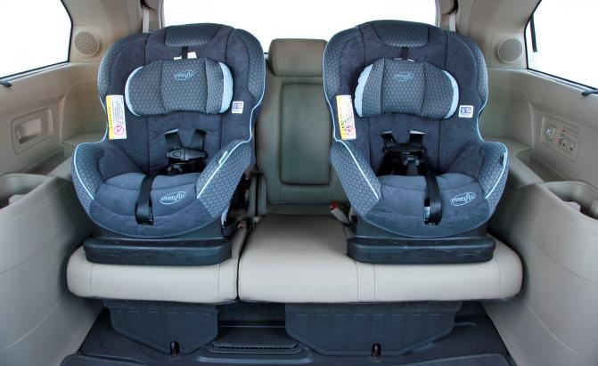 Car features parents should look for