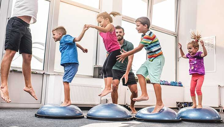 Importance of children's fitness
