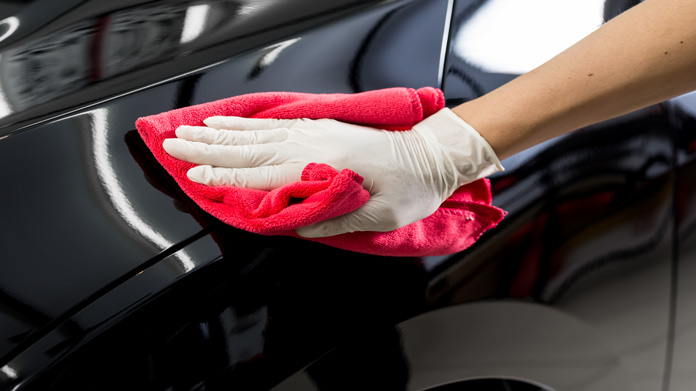 Starting a business of car detailing
