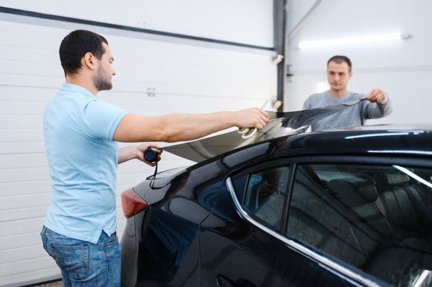 Advantages of vehicle window tinting