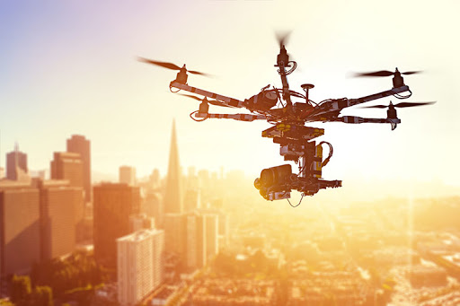 Why should you make use of drone technology?